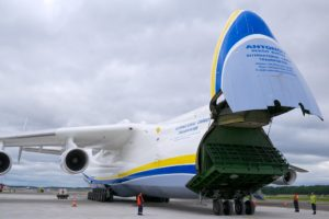 worlds largest plane the antonov
